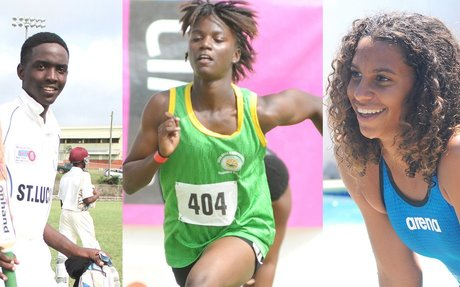 Athletes shortlisted for prestigious National Sports Awards   The St. Lucia STAR