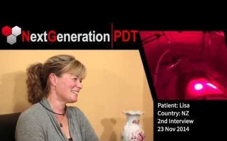 NGPDT Patient Interview (Lisa) - Diagnosed with Vaginal Cancer Part 2