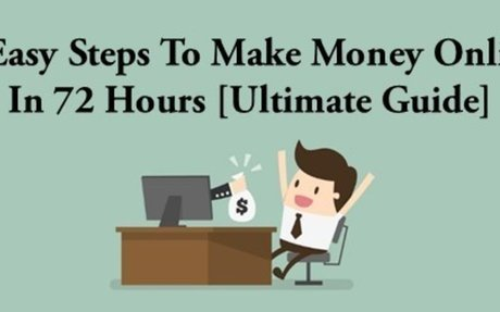 How To Make Money Online Fast In 5 Easy Steps 2017 (Step-By-Step)