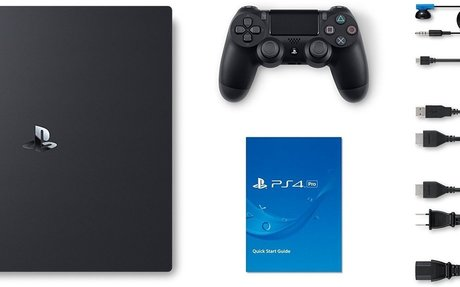 Amazon.com: PlayStation 4 Pro 1TB Console: Video Games