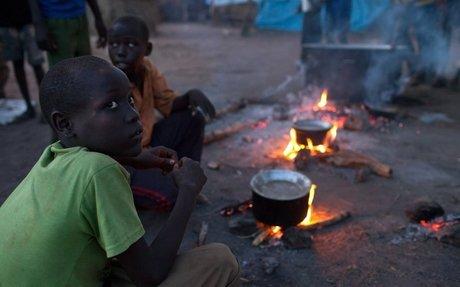Sudan's Lost Boys Are Drawn Into War at Home
