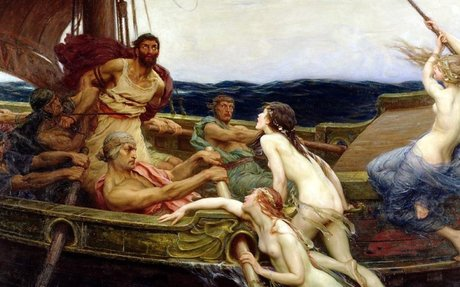 How and Why to Study Homer's The Odyssey – Kirk j Barbera – Medium