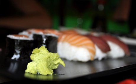 Rubbing Wasabi On Your Head Could Cure Hair Loss