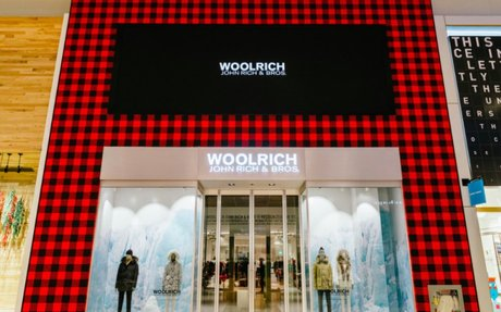 Woolrich Launches Canadian Expansion with 1st Store [Photos]