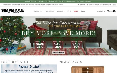 E-Commerce Retailer Aims to Disrupt Furniture Retail Business