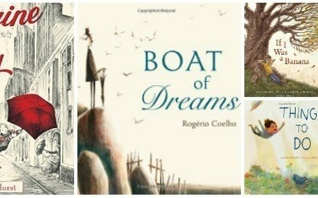 Picture Books You Can Use for Writing Prompts | Imagination Soup