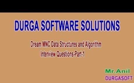 Dream MNC DS and Algorithm Interview Questions Part 1