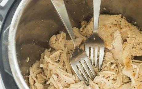 Instant Pot Shredded Chicken Recipe | Yummly