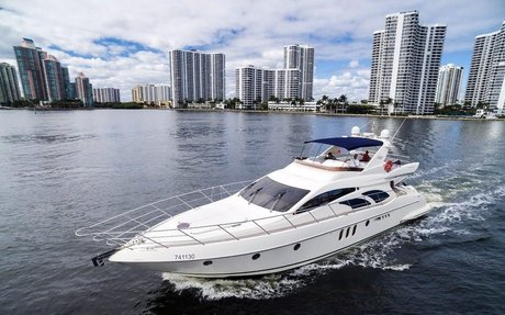 2005 Azimut Power Boat