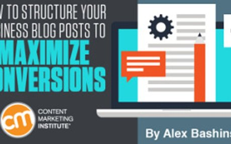 How to Structure Your Business Blog Posts to Maximize Conversions