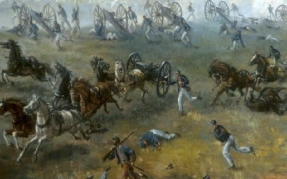 First Battle of Bull Run - American Civil War - HISTORY.com