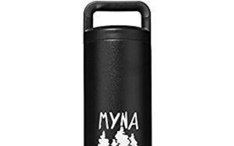 Amazon.com: Myna Forum Bottle, 18 oz Double Insulated Stainless Steel Outdoor Leak Proof W