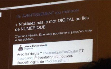 Faut-il dire numérique ou digital ? - Blog du Modérateur