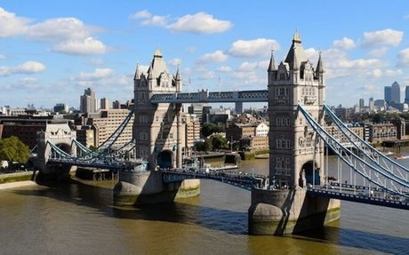 England Travel Guide