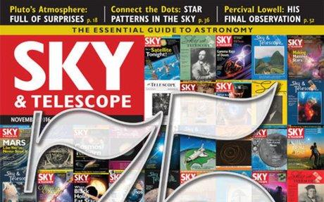 Sky & Telescope | Astronomy News, Tools & Resources