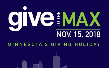 Give to the Max Day - Early Giving Open