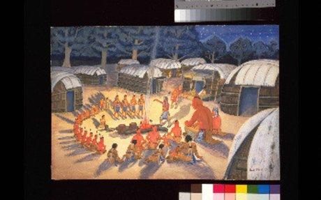 Dark Dance of the Little People (Ceremonies)