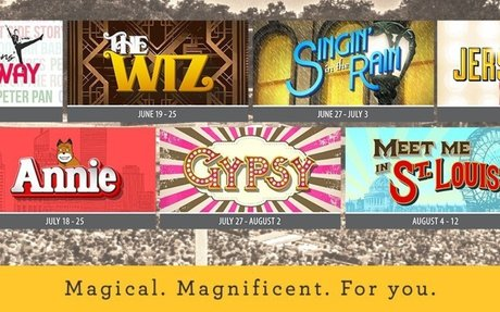 The Muny | America's Oldest and Largest Outdoor Musical Theatre