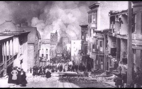 The Great 1906 San Francisco Earthquake