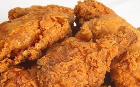 History of Fried Chicken & Spotlight on Chef Duff Goldman...