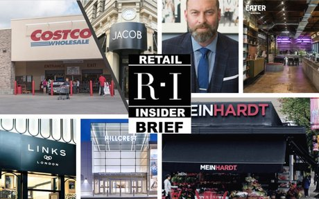 BRIEF: Jacob Brand Revived, Hillcrest Mall Adds Tenants & Fills Target Space