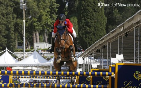 Show Jumping: HH Azur tops 2017's first WBFSH Rolex World Ranking List