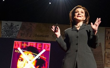(VIDEO) Sherry Turkle: Connected, but alone?