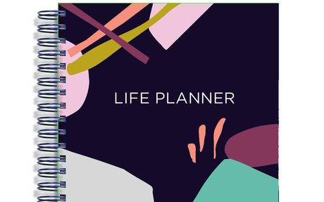 2019 Life Planners | Completely Customisable and Made in the UK