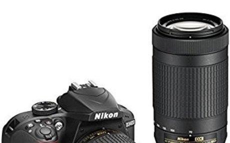 Buy Nikon D3400 Digital Camera Kit (Black) + Lens AF-P DX Nikkor 18-55mm f/3.5-5.6G VR + A