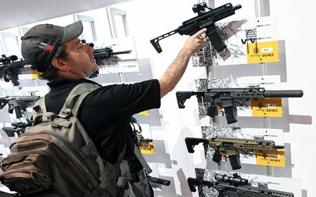 How the firearms industry influences U.S. gun culture
