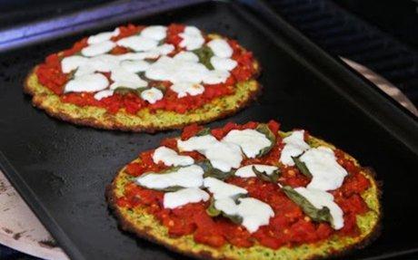 Einstein és Newton megrökönyödne: cukkiniből pizza lett!
