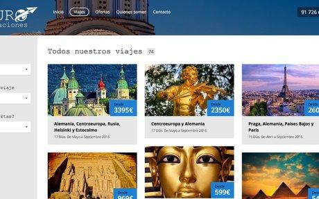 Eurovacaciones   Ofertas de viajes por Europa