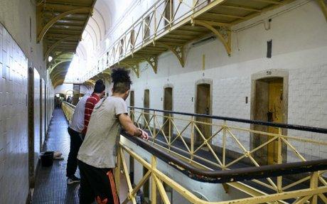 European Watchdog criticises English prisons