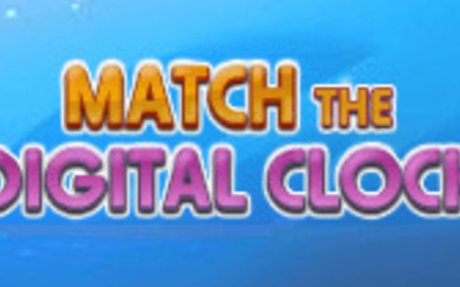 Match the Digital Clock - Telling Time Game