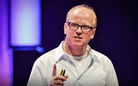 Charles Leadbeater: Education innovation in the slums