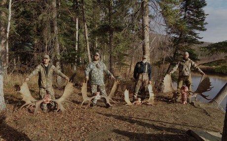 Moose Hunting Alaska - Clearwater Alaska Outfitters