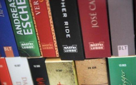 Bastei Lübbe : Verlagshaus schreibt rote Zahlen