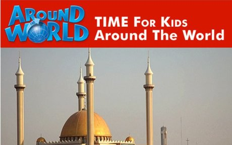 Time For Kids: Around The World