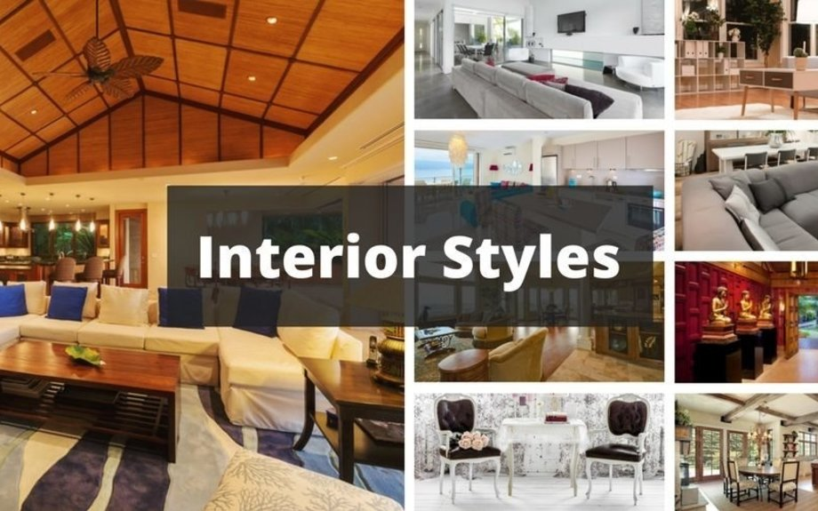 22 Different Interior Design Styles For Your Home 2020