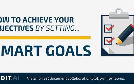 SMART GOALS: What does a Smart Goal Mean and How to Write Them