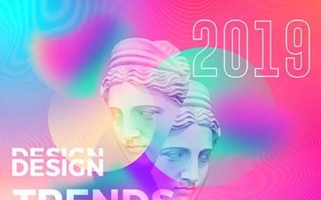 DESIGN // The 9 big design trends of 2019