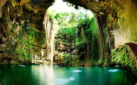 The Most Gorgeous Cenotes in Mexico