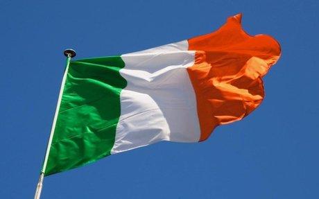 Ireland Flag.