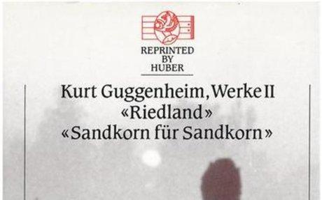 Riedland / Sandkorn für Sandkorn von Kurt Guggenheim. Bücher | Orell Füssli