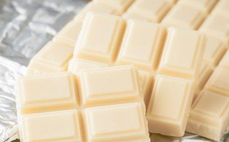 I hate white chocolate