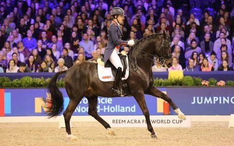 Dressage: Cameo for Charlotte Dujardin in new Netflix Originals series