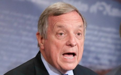Watch: Durbin Used 'Chain' Migration Term That He Now Claims is Racist in White House Immi