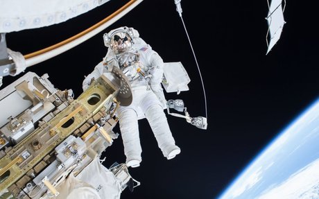 Newsela | Five things that happen to your body in space