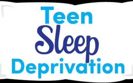 Teen Sleep Deprivation: A Health Threat