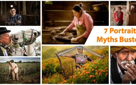 7 People and Portrait Photography Myths Busted - Digital Photo Mentor